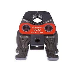 Rothenberger mâchoire compact SV22 015264X