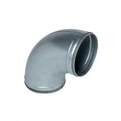 Sanutal coude 90° galvanisé 160 mm 197800610