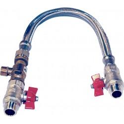 Sanutal set de remplissage avec disconnecteur câble 1/2   135660