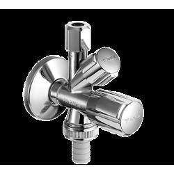 Schell robinet équerre combiné 1/2  035450699