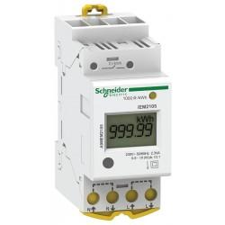 Schneider Compteur électrique kWh digital A9MEM2100