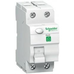 Schneider differentiel 2p 25a 10ma  R9R10225