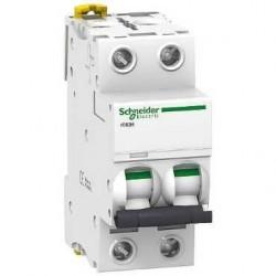 Schneider Disjoncteur iC60H 2P  6A  C A9F89206