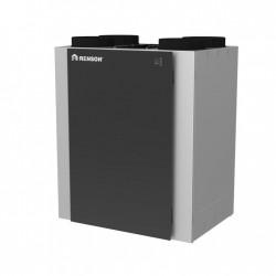 Renson Endura delta 380 T4 R PH droite filtres & by-pass à droite avec préchauffage 76050501
