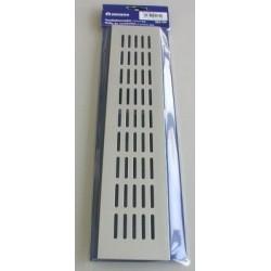 Renson Grille d'aération 1000x130mm ral 9010 ( par 10 pièces) 03813106