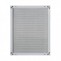 Renson Grille estampée 437 DIY 200x250 en blanc RAL9010 72002506