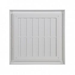 Renson Grille PVC 732 DIY - réglable 187x187 en blanc 57321876