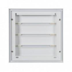 Renson Grille surpression 433 pour hotte DIY 173x173 en blanc RAL9010 34331736