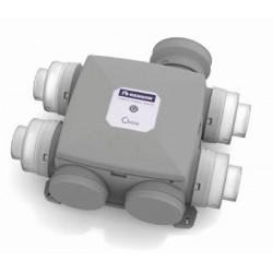 Renson Kit Cbase, extraction d'air mechanique de systeme C 66034200