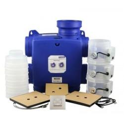 Renson KIT Healthbox compact II extraction mechanique, composant du système C+ EvoII 66031930