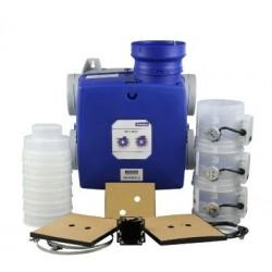 Renson Kit healthbox II touch extraction mechanique, composant du système C+ EvoII 66031910