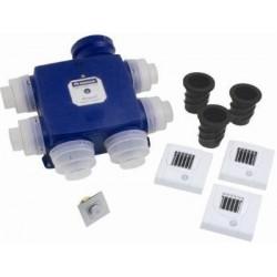 Renson Kit Xtravent EcoMODUS Compact extraction mechanique, composant du système C+ 66032000