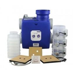 Renson Kit xtravent healthbox II extraction mécanique, composant du système C+ EvoII 66031900
