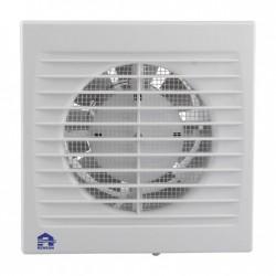 Renson Ventilateur mécanique Greenwave 9101 - DIY - temporisateur - blanc - 100mm 69201006