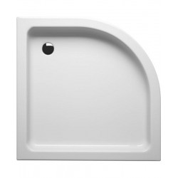Riho tub douche angle  90X90X10 cm acryl 106009010