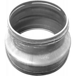 Reduction galva+joint pour canal de ventilation 200-125mm BCSV992012