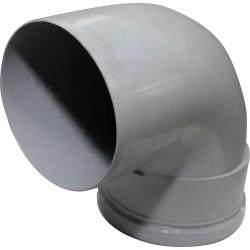 Remeha coude  de série Quinta 65-115 de diamètre 100mm 90° PP 7620177