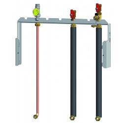 Remeha kit de raccordement gaz en haut CC de série Calora Tower  100017996