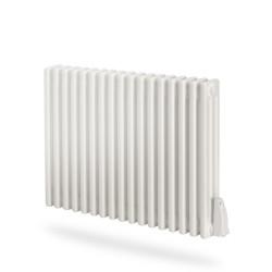 Radson radiateur Delta horizontal hauteur 600 longueur 400 version électrique puissance 500 w DL0604EL
