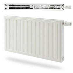 Radson Radiateur E-flow integra droite de type 11 hauteur 600 largeur 600 puissance 595 EIN116000600R