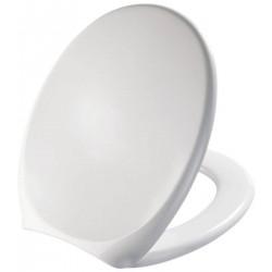 Pressalit, siège WC 1000 blanc. 304000BG4999