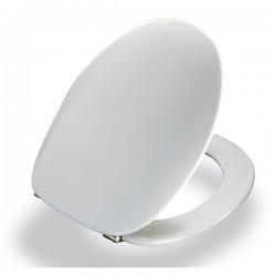 Pressalit, siège WC 2000, 48 blanc. 124000UN4999