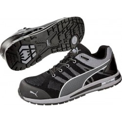 Puma chaussure de sécurité ELEVATE KNIT noir taille 41 64.316.0.41