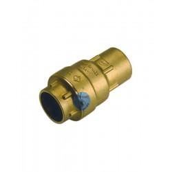 Raccord gaz PE Push 40x5/4 femelle  RO0510001