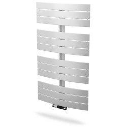 Radson  sèche-serviette Apolima hauteur 1730 largeur 800 version eau chaude 1300w AP0817