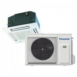 Panasonic Climatiseur à cassette 5 KW CS-Z50UB4EAW+CU-Z50UBEA