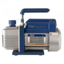 Pompe a vide r32  70l/min 1 etage +bidon d'huile TA7861442
