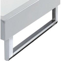 Porte-serviette pour lave-mains 50cm verso venticinque catalano chrome. 5PAVN00