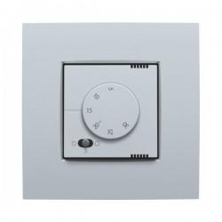Niko Thermostat électronique avec commutateur à 3 positions, sterling 121-88000