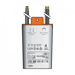 Niko Transformateur électronique 11,5V 105W avec fil PRI et SEC IP65 320-00107