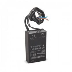 Niko Transformateur électronique compact de 105 W avec raccordements filaires du côté primaire et du côté secondaire 320-00130