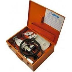 Nupigec Appareil Polyfusion en coffre plus douille de 20 à 63 mm   NSBEP63