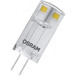 Osram Lampe Parathom LED PIN G4 230 V 0,9 W PPINCL10G4G7