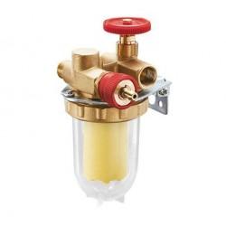 Oventrop filtre et retour à mazout Oilpur de diamètre 3/8 2122403