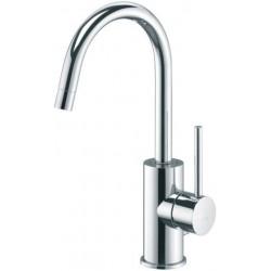 Paffoni robinet eau froide light bec mobile, robinet lave-mains. EVO091CR