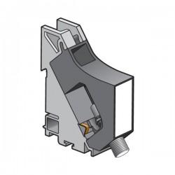 Niko Module rail DIN avec connecteur coaxial de type F  650-16910