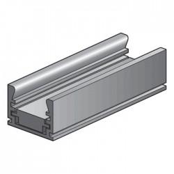 Niko Profil en aluminium avec hauteur réglable 2m  340-12005