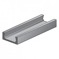 Niko Profil plat aluminium 340-12001