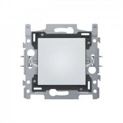 Niko Socle éclairage d'orientation avec LED's blanches couleur chaude 360LUX, 2800K 170-38500