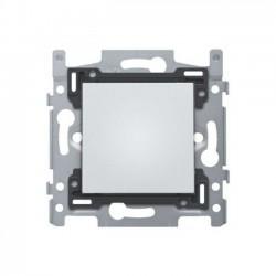 Niko Socle éclairage d'orientation avec LED's rouge 270LUX, pour fixation à vis 170-38301