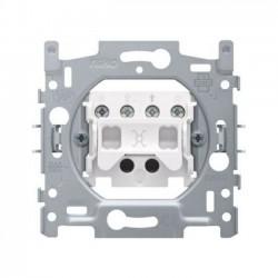 Niko Socle interrupteur inverseur 10A 250V AC 170-01700