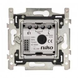 Niko Socle pour détecteur de mouvement, 2-fils 40-400W, 230V 420-00400