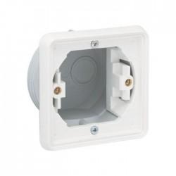 Niko Hydro cadre d'encastrement blanc 701-73000