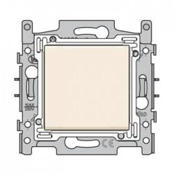 Niko Interrupteur bipolaire 16A 250V AC, crème 100-61300