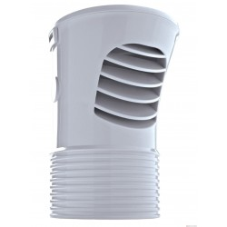 Nicoll aérateur à membrane demontable 110/100 mm 551200084