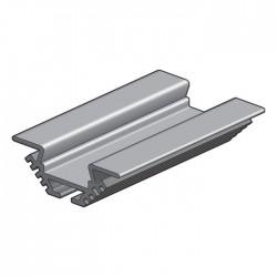 Niko  Profie d'angle en aluminium 340-12004
